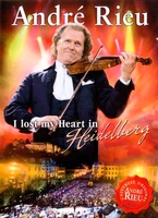 André Rieu - I lost my heart in Heidelberg  DVD