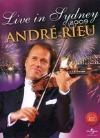 André Rieu - live in Sydney (incl. André's Australian advent  2DVD