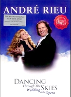 André Rieu - dancing through the skies ( Live In Dresden)  CD + DVD