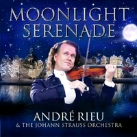 André Rieu - moonlight serenade  CD+DVD