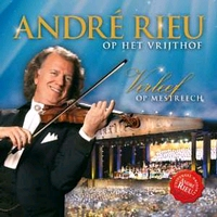 André Rieu - on Vrijthof Square: in love with Maastricht  CD