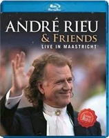 André Rieu - live in Maastricht VII: André Rieu & friends  BluRay