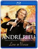 André Rieu - love in Venice  BluRay