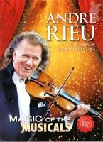 André Rieu - magic of the musicals  DVD