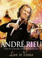 André Rieu - love in Venice  DVD