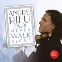André Rieu - you'll never walk alone  CD
