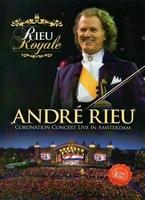 André Rieu - Rieu royale: the coronation concert  DVD