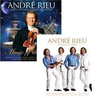 André Rieu - celebrates Abba | music of the night  2CD