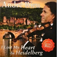 André Rieu - I lost my heart in Heidelberg  CD
