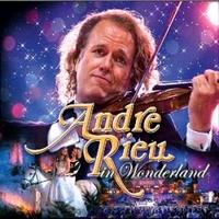 André Rieu - in Wonderland (live in Efteling)  2CD