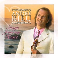 André Rieu - songs from my heart  CD