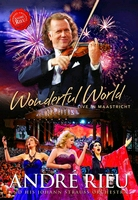 André Rieu - live in Maastricht VI: wonderful world  DVD