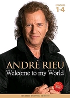 André Rieu - Welcome to my world  (episodes 1-4)  DVD