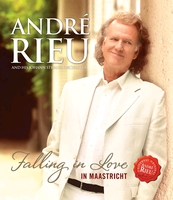André Rieu  - Falling In Love  (live Maastricht 11 2016)      BluRay