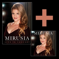 Mirusia - Live In Concert  CD + DVD