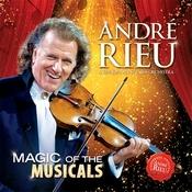 André Rieu - magic of the musicals  CD