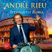 André Rieu - arrivederci Roma CD