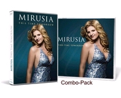 Mirusia - This time tomorrow (ComboPack) CD + DVD