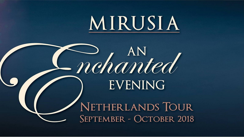 Mirusia Theater Tour 2018 An enchanted evening with Mirusia